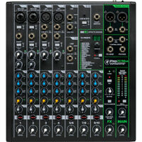 Mackie ProFX10v3 10-Channel Sound Reinforcement Mixer with Built-In FX New