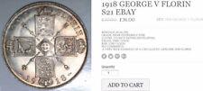 More details for 1918 george v florin