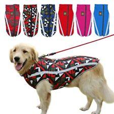 Dog Coat Winter Waterproof Jacket Soft Padded Puppy Windbreaker Vest Waterproof