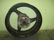 honda 954  fireblade rear wheel