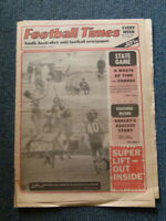 VINTAGE FOOTBALL TIMES SANFL NEWSPAPER - MAY 15, 1980. NORTH ADELAIDE