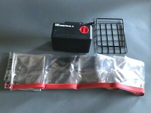 Jobo Mistral 2 Roll Film Drying Cabinet with Film Clips for Darkroom Photography