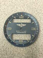 Breitling Chronospace Blue Dial S/Steel Quartz Kal. B56 ETA 998832