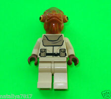 LEGO STAR WARS FIGUR ### MON CALAMARI AUS SET 7754 ### =TOP!!!