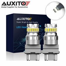 2X AUXITO 3157 3156 23SMD LED Reverse DRL Turn Signal Light Bulb Error Free