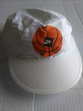 Vintage 1995 Nike Basketball Just Do It Swoosh Painters Hat Seattle 90s retro