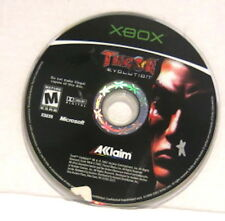 Xbox Turok: Evolution (Microsoft, Xbox, 2002) Disc Only READ