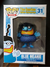 """Funko Pop! Rock The Beatles Yellow Submarine Blue Meanie #31 """"Mint� Protector"""