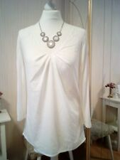 Bluse - Top - creme - Größe M - Orsay
