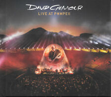 David Gilmour – Live At Pompeii  2 CD NEW