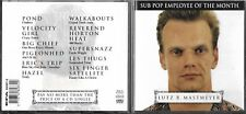 CD LUTZ R. MASTMEYER PIGEONHED/LES THUGS/REVEREND HORTON HEAT/ERIC'S TRIP 1993