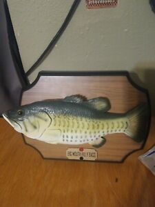 Billy Bass New In Box