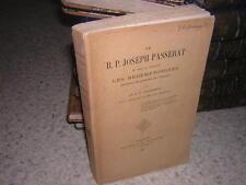 1893.Joseph Passerat & Rédemptoristes pendant guerres de l'Empire / Desurmont