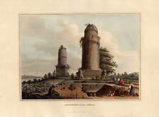 Syria-TORTOSA-Syrien - Aquatinta - R. Bowyer-Luigi Mayer,1810