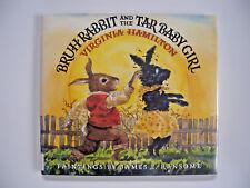 Bruh Rabbit and the Tar Baby Girl by Virginia Hamilton (2003, Hardcover)