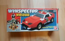 Winspector Winsquad Bandai