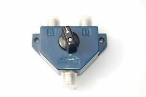 Moonraker CS201 2-Way Aerial Antenna Coax Switch