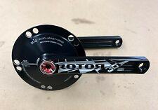 ROTOR 3D+ 175mm Crankset New
