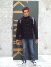 Kitbash (Not Hot Toys) 1/6 Peter Parker (Andrew Garfield), Amazing Spiderman