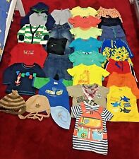 Baby Boy Mixed Clothes Bundle / Age 12-18 Months / Good Condition / 28 x Pieces