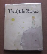 THE LITTLE PRINCE - Antoine de Saint-Exupery  - 1943 REYNAL 1st/5th printing -VG
