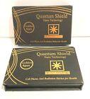 Set Of 2 Quantum Shield Nano Technology Golden 6 PCS
