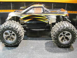 LST Aftershock / Supercharged Losi 454