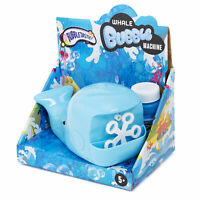 Bubbletastic Novelty Whale Bubble Machine Family Fun Bubbles Garden Activities