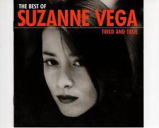 CD SUZANNE VEGAtried and trueEX+  (B0255)