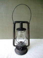 Antique Lantern DIETZ HY-LO Vintage Primitive Oil Kerosene Barn Lamp