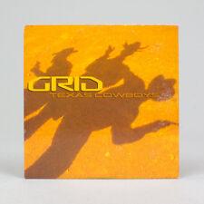 Grid - Texas Cowboys - music cd ep