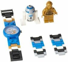 LEGO Star Wars 9001178 Wrist Watch for Children RARE, RETIRED, BRAND NEW, SEALED