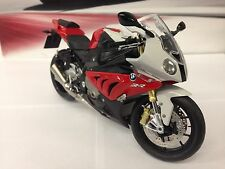 Genuine BMW Diecast 1/10 S 1000 RR (K46) Motorcycle Racing Red