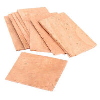 Natural Sax Saxophone Neck Cork Sheet 2mm Pack of 10