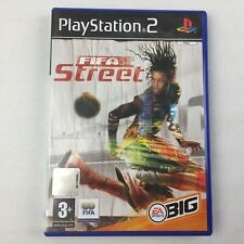 Fifa Street Football Game for Sony PlayStation 2 PS2, Tested Working + manual