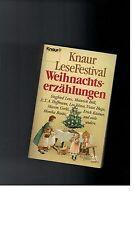 Siegfried Lenz - Knaur-Lese-Festival - 1986