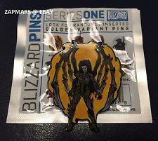 Kerrigan Pin Blizzard Blizzcon 2014 Series 1 Starcraft (2015 Series 2 2016 3)
