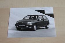 SV0753) Renault Clio A RSi Pressefoto 1993