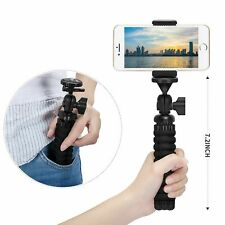 Tripod Stand Mount Flexible Mini Octopus Wraps For Gopro Camera Phone, US seller
