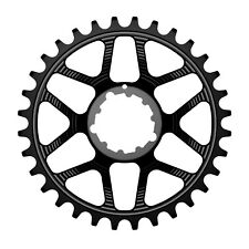 Works Components - GXP Boost Spiderless Narrow Wide Chainring - Oval and Round