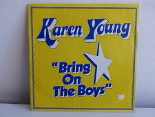 KAREN YOUNG Bring on the boys 721615