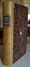 IMPERO RUSSO - ediz. 1847 - storia - Beaumont - Firenze - congresso di Vienna