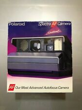 POLAROID Spectra AF Instant Camera, in box with all contents