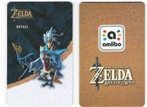 Revali Card Zelda Breath of The Wild Vah Medoh Divine