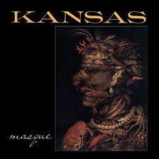 *NEW* CD Album Kansas - Masque (Mini LP Style Card Case)