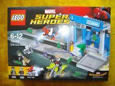 boite lego Marvel super heros spider-man réff : 76082