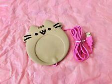 NEW! PUSHEEN CAT BOX 2017 Winter USB Powered Mug Warmer Unopened Kawaii Cat