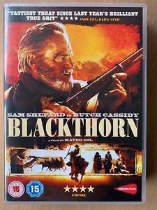 Blackthorn dDVD 2011 Butch Cassidy Follow-Up Western Drama Movie