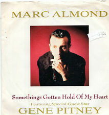 MARC ALMOND ft GENE PITNEY - SOMETHINGS GOTTEN HOLD OF MY HEART - PS - 80's