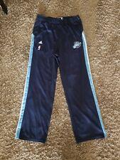 Adidas NBA UTAH JAZZ Tear Away Basketball Pants Warmup Athletic Clima365 XL